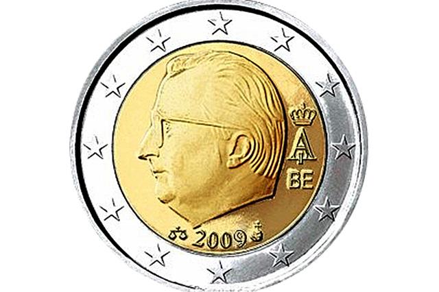 Belgian Euro Coin