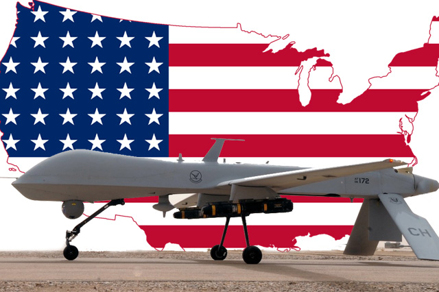 Vanishing of American Drones in Afghanistan