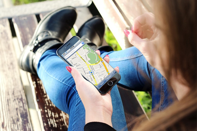 Use of GPS Trackers