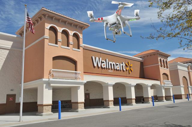 Walmart to Venture Drone Delivery