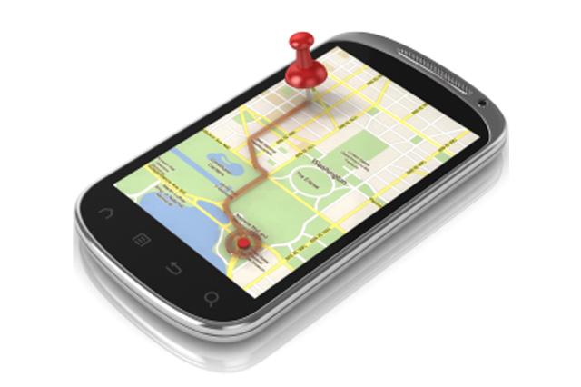 Mobile Phone GPS