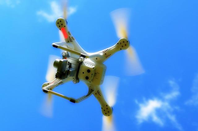 Marco Island Drone Collision