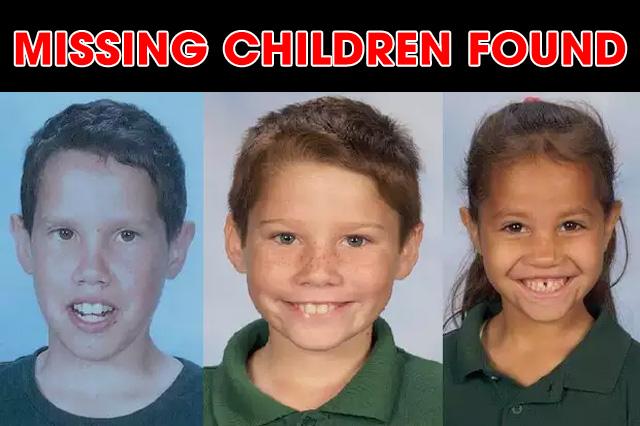 Missing Lawson Siblings Found
