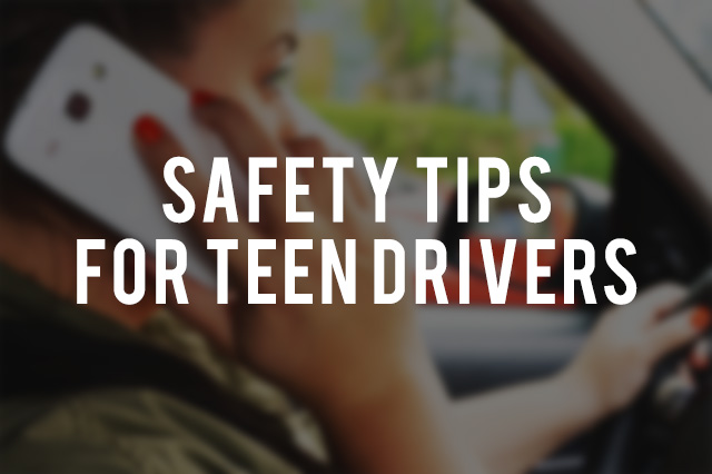 Prevent Teen Driving Accidents