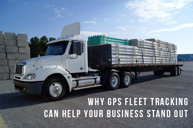 GPS Tracking Device for Fleet Business Management