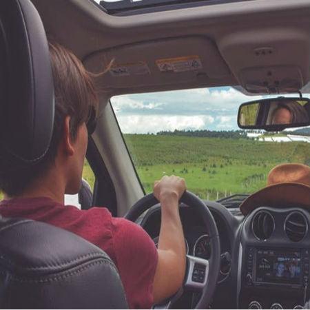 Teenagers Driving Statistics