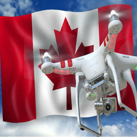 Canadian Airport Drones Epidemic