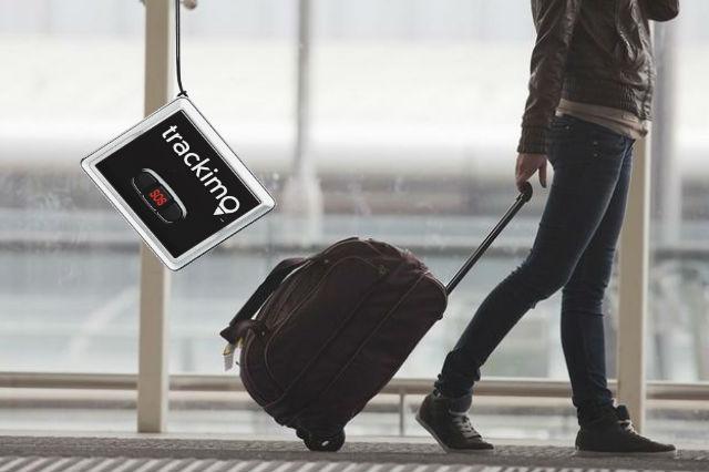 Trackimo Luggage