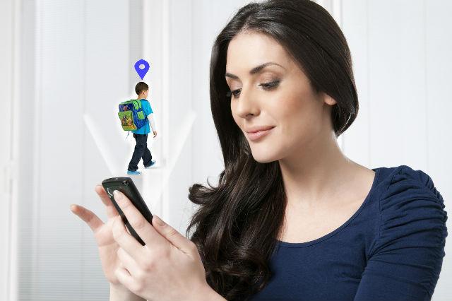 Tracking Children