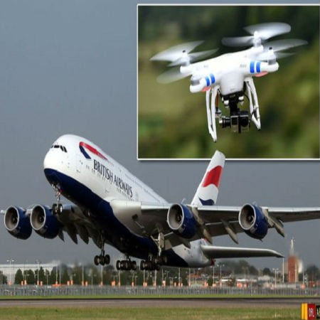 Tragic Drone Collision with Plane Deemed Inevitable