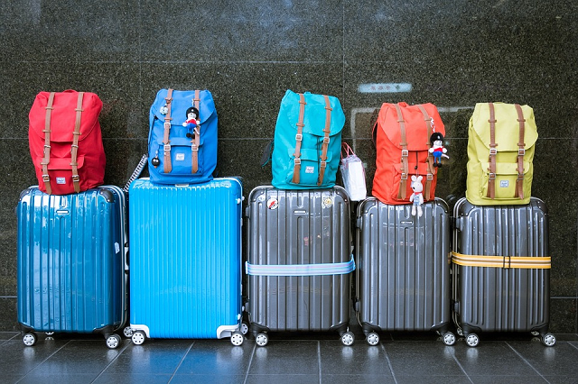 Travelers Luggage