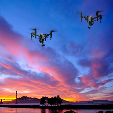 More Drones in the Sky