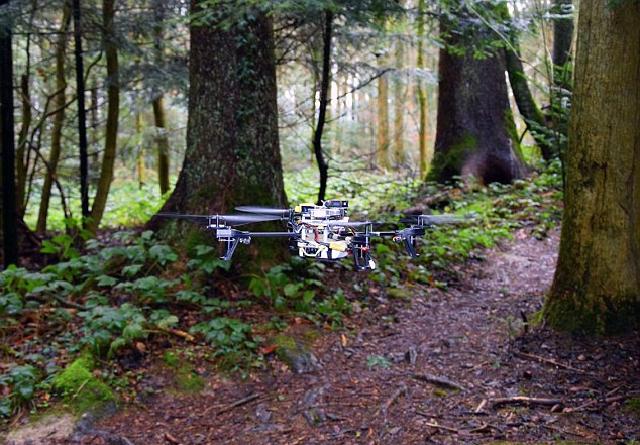 Drone Spotting Technology