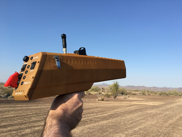 Drone Buster