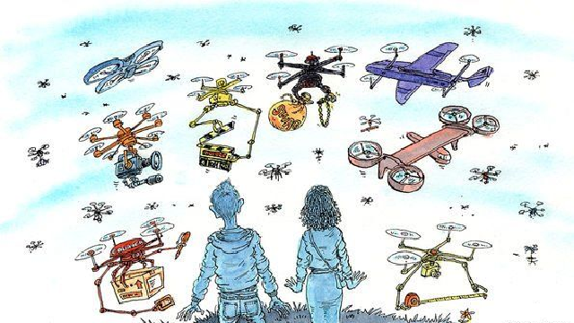 Types of Drones