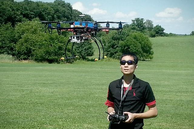 GPS Drones