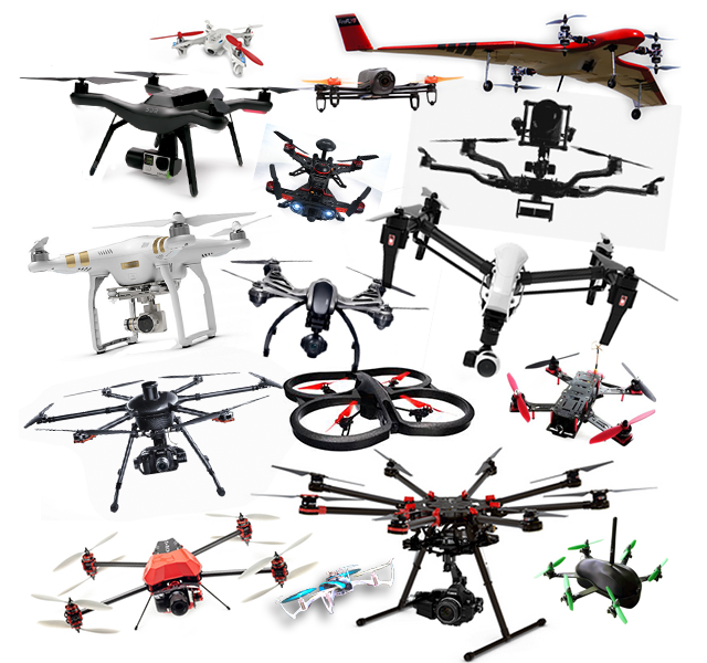 Drone Models