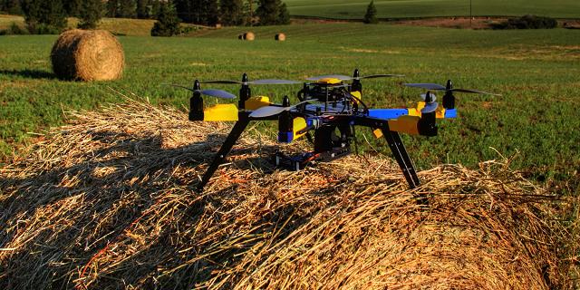 Start-Ups Using GPS Drones