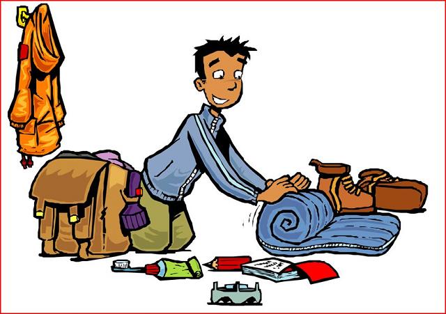 Packing Things