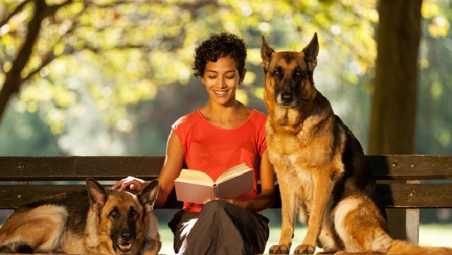 Reading Books for Pets