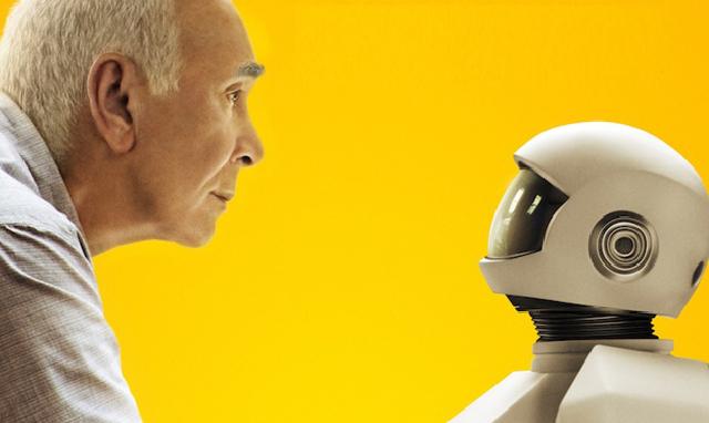Robot for the elderly