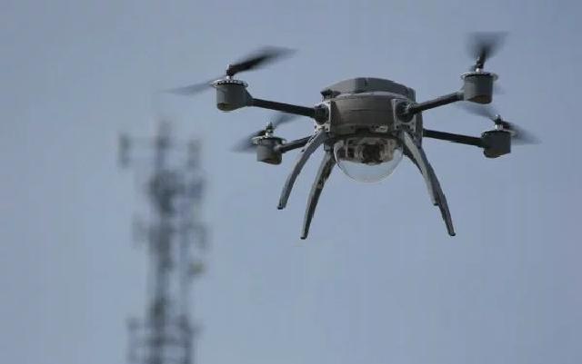 Drones to Hunt Stolen Cars