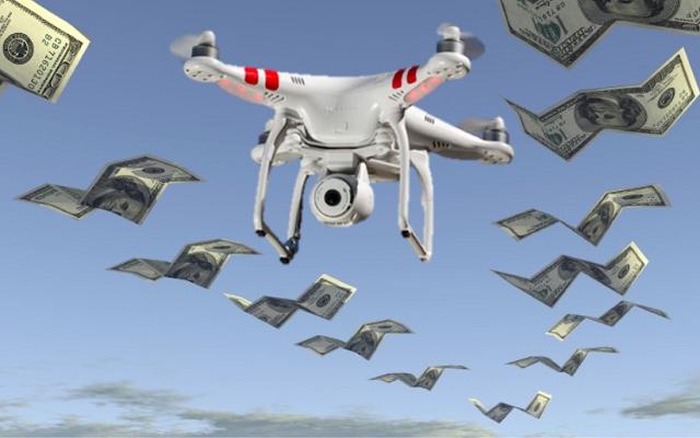 Drone Money
