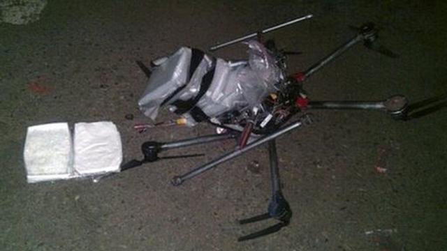 Drone Crashes