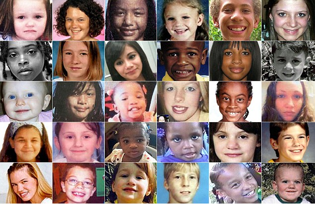 List of Missing Children