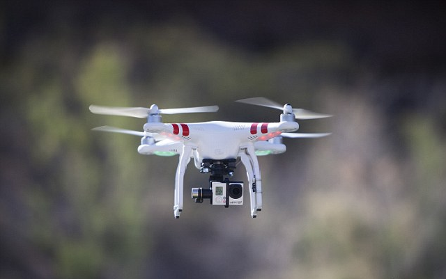 Unmanned Aerial Vehicle