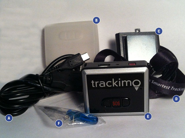 Trackimo Products