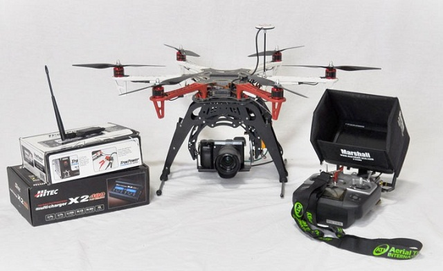 Hexacopter Accessories
