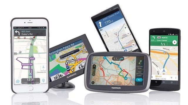 Different GPS Devices