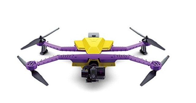 AirDog Auto-Follow Drone for Adventure Sports