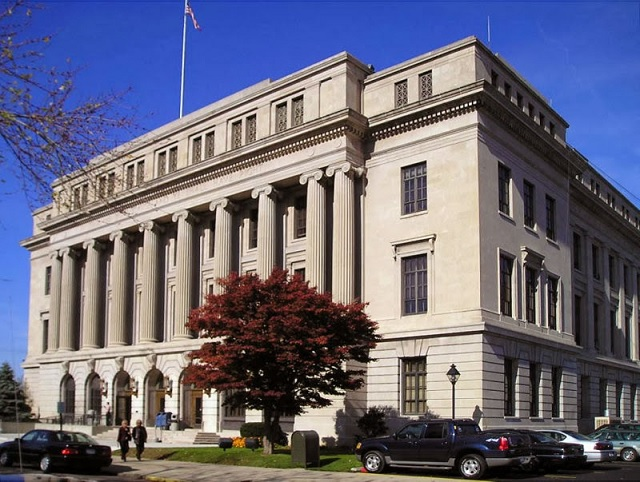 Ohio's Courthouse