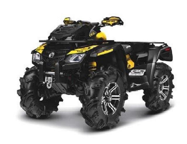 Stolen ATVs