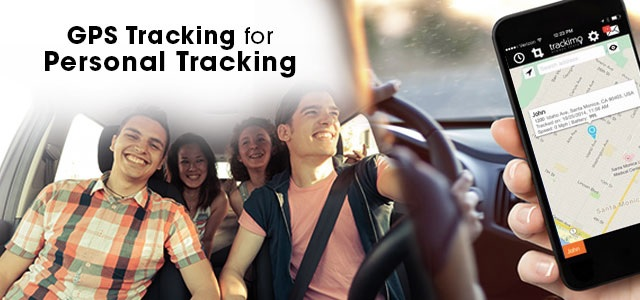 GPS Tracking for Teenage Drivers