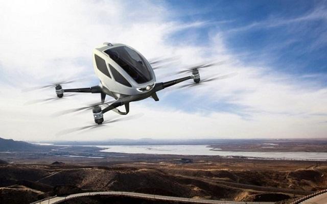 Autonomous Aerial Vehicle