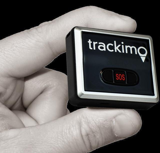 Trackimo Mini-Tracker
