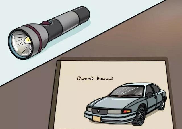 Inspecting Car