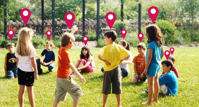 GPS Tracking for Children