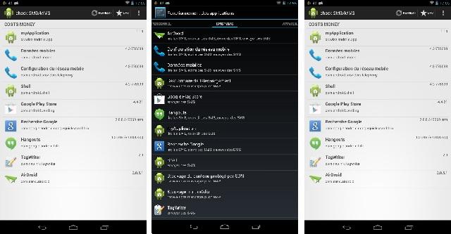 SMS/MMS Spy Detector