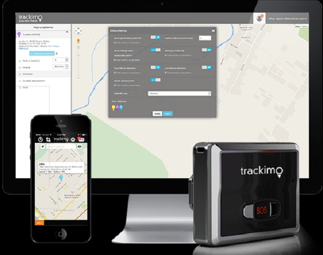 Children Tracking System