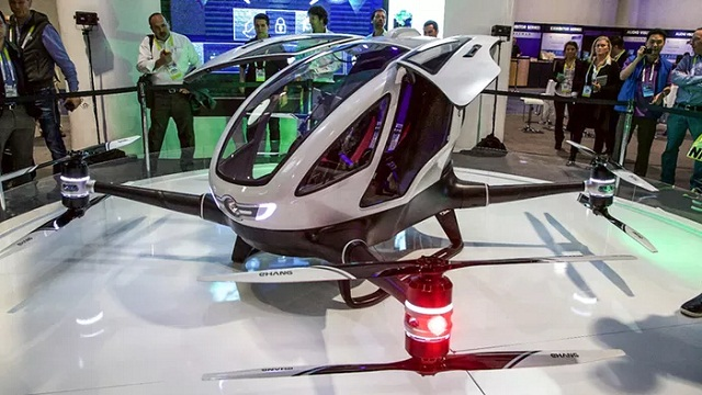Most Expensive Passenger Drone
