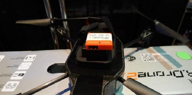 Parrot AR Drone Modifications - Trackimo