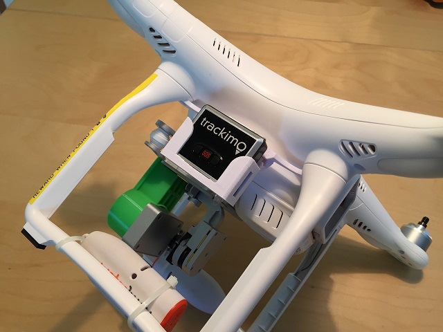 GPS Tracker for Drones