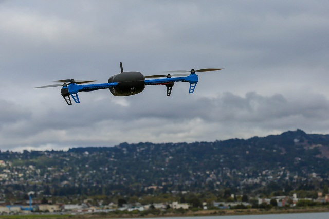 GPS Capable Drone