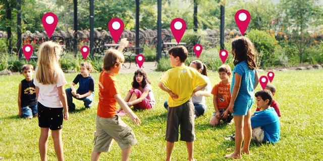 Choosing Children Tracking System