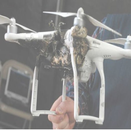 Damage by Drones in Florida