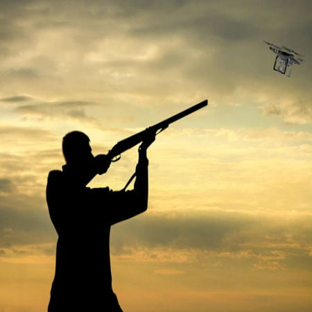 Drone Shooter Pleads Guilty